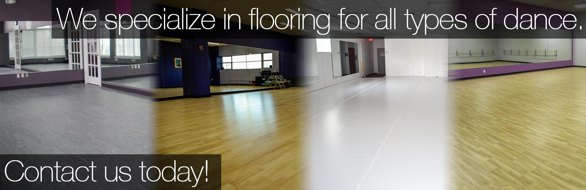 Theatre flooring, Ballroom flooring